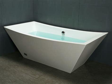 capacità vasca da bagno vasca da bagno design opera capacit 224 247 l in acrilico