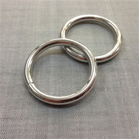 Ring Nikel open nickel ring