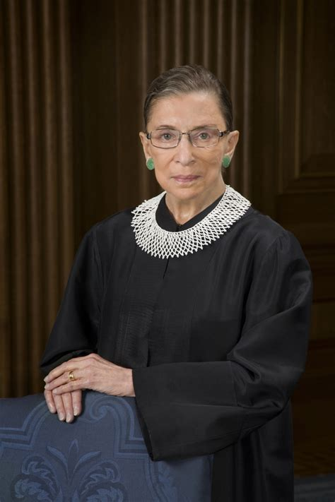 justice of the day ruth bader ginsburg