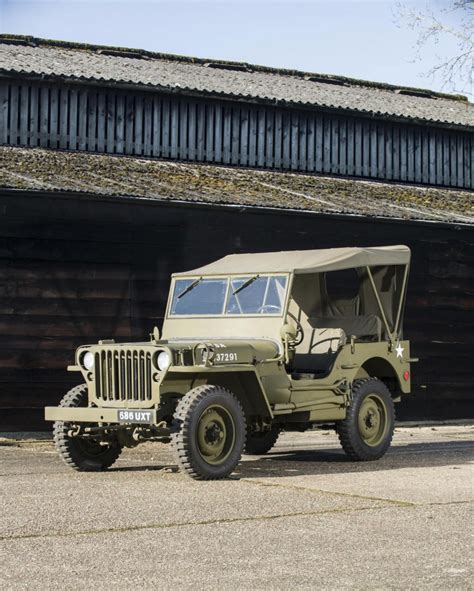 Willys Jeep 1944 1944 Willys Jeep