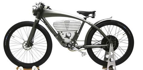 Elektro Motorrad Retro by Motorrad Retro E Bike Alternative Zum Motorrad Kaufen