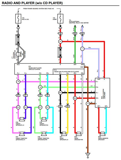 wiring diagram for pioneer deh 2000mp pioneer deh 150mp