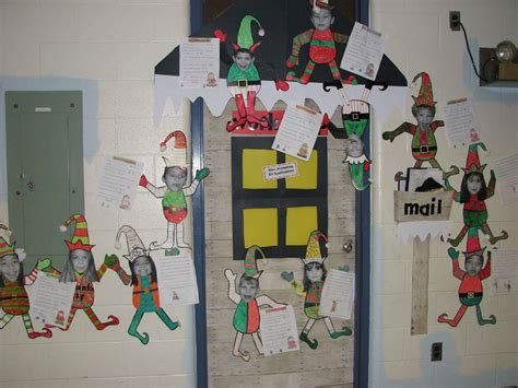 decorating an elementary school for christmas door decorations for elementary school 53 classroom door decoration projects for