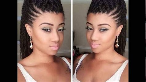 And Easy Braided Hairstyles For Black Hair by 30 Braided Hairstyles For Black Braided Hairstyles