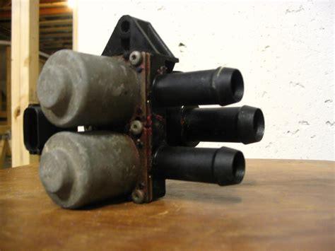 dual coolant valve lincoln ls dual climate valve dccv source jaguar forums