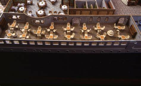 interni titanic arredamento interno titanic