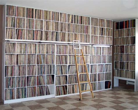 vinyl record storage the record collectors guild the
