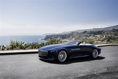 official vision mercedes maybach 6 cabriolet gtspirit