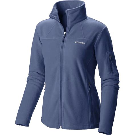 fliese jacke columbia fast trek ii fleece jacket s