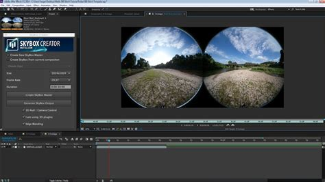 tutorial video editor samsung how to stitch samsung gear vr 360 176 footage in after