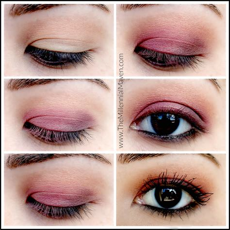 eyeshadow tutorial with primer fall makeup tutorial quot warm autumn mattes quot the