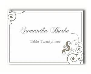 place cards wedding place card template diy editable printable place cards place cards