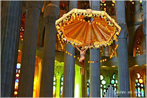 A Visit to Barcelona's Sagrada Familia Basilica   Sunshine