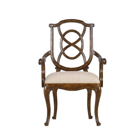 Traditional Dining Chairs Stanley Arrondissement Tuileries Arm Dining Chair In Heirloom Cherry 222 11 70