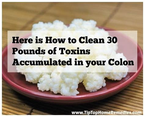 Best Way To Detox Liver And Colon by Best 25 How To Clean Colon Ideas On Colon
