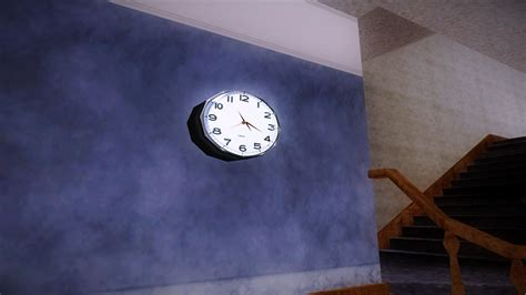 Bibliotheque Mural 1378 by Horloge Murale De Travail Pour Gta San Andreas