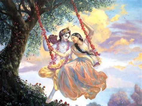 radha krishna swing mundaners can never understand radha and krishna mayapur