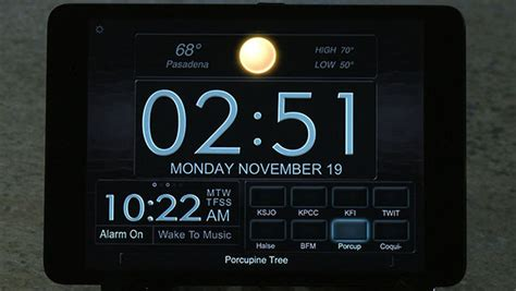 Nightstand App Android 20 best free alarm clock apps for android and ios device
