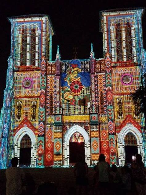 Light On San Fernando Cathedral Picture Of