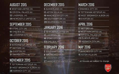 arsenal fixtures download 1920x1200 arsenal fc barclays premier league 2015