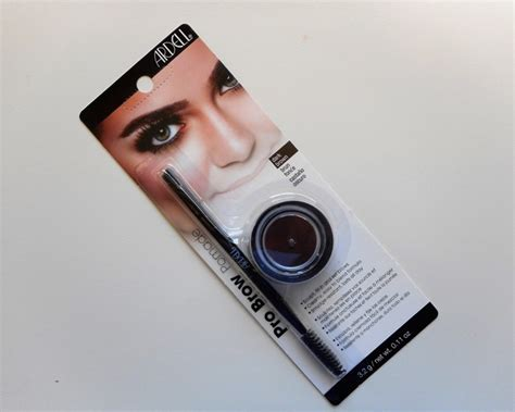 Ardell Brow Pomade Brown ardell pro brow pomade brown review