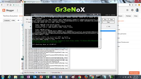 tutorial hack dengan sql injection tutorial sql injection dengan sqlmap pada windows 7