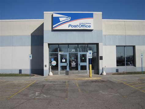 Post Office by Rochester Wisconsin Post Office Post Office Freak