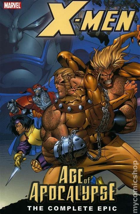 X Age Of Apocalypse Prelude Tp Marvel Comics comic books in ages of apocalypse