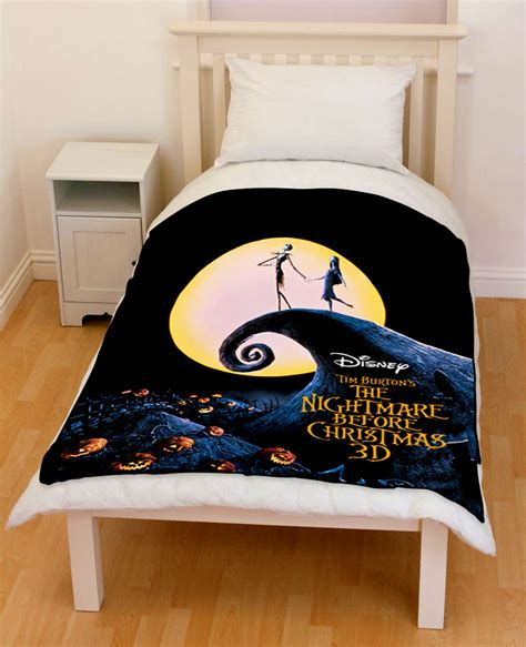 nightmare before christmas bed sheets nightmare before christmas bed sheets 28 images amazon
