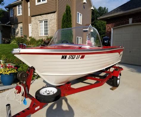 crestliner boats mn crestliner boats for sale in minnesota used crestliner