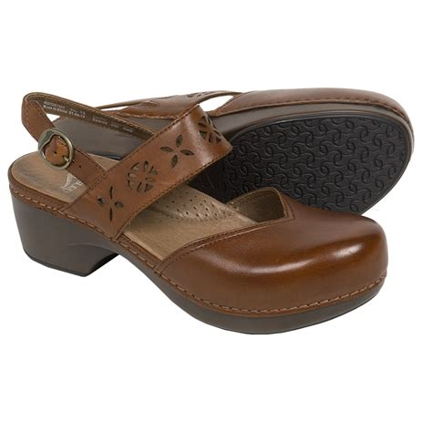 clogs for womens dansko trista closed back clogs for save 73
