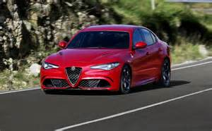 Who Makes Alfa Romeo Alfa Romeo Giulia Quadrifoglio Makes Its Debut At