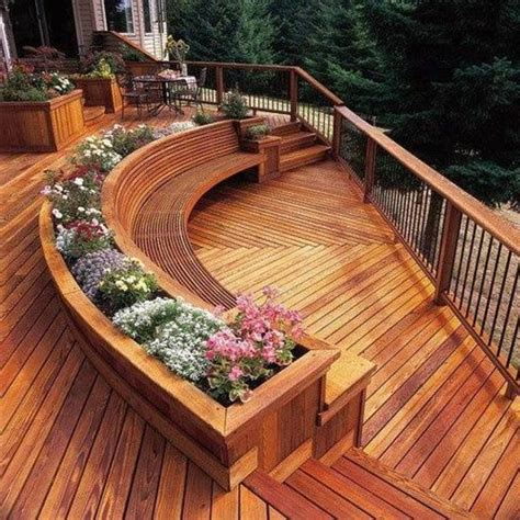 backyard deck patio and deck designs to inspire your dream deck