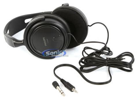 Philips Shp2000 philips shp2000 size ear headphones sonic electronix