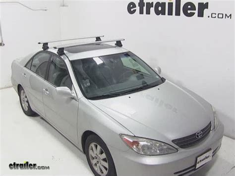 Toyota Camry Roof Rack System Thule Roof Rack Fit Kit For Traverse Foot Packs 1261