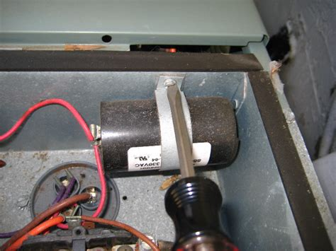 ac compressor capacitor replacement replacing condenser capacitor 28 images how to replace a condenser fan motor on a hvac