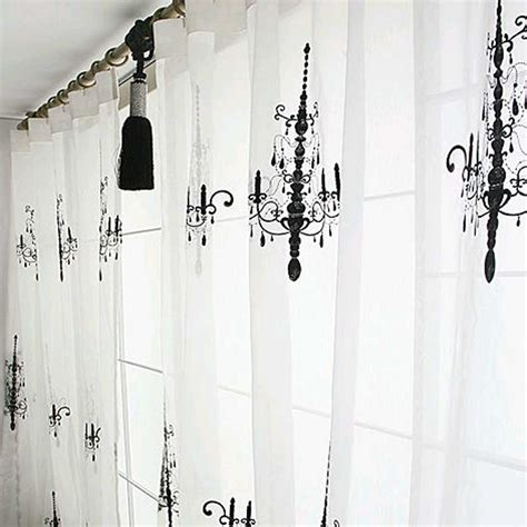 Chandelier Shower Curtain Chandelier Curtain