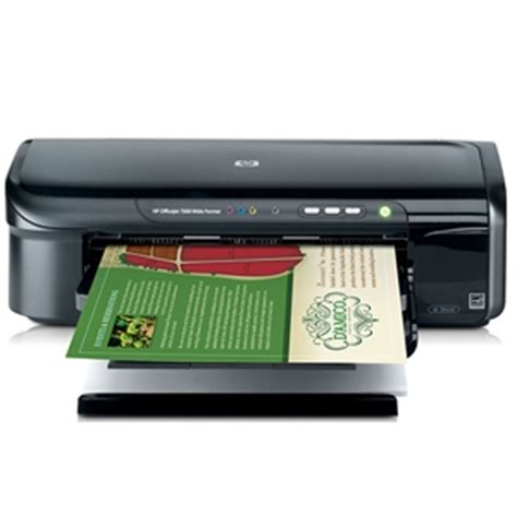 Printer Hp Officejet 7000 buy the hp e809a officejet pro 7000 wide format printer at