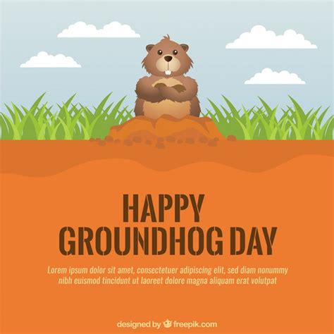 groundhog day and happy day groundhog day shadow prediction and myth 2016 burns