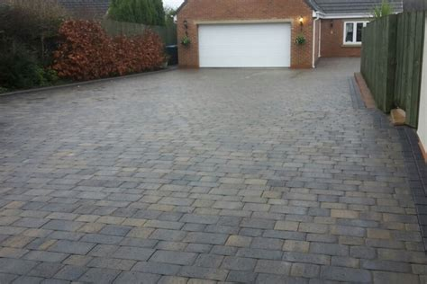 driveway cost paving projects driveways north east