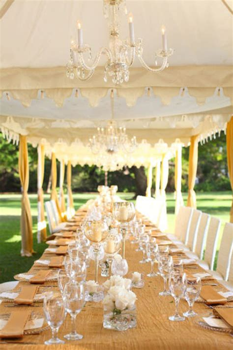 backyard wedding tent 10 steps to a successful backyard wedding
