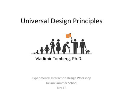 workshop layout principles workshop universal design principles