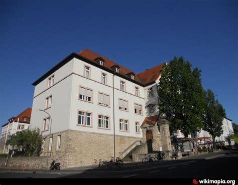 Orthop 228 Dische Klinik K 246 Nig Ludwig Haus W 252 Rzburg