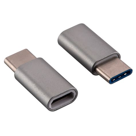 Usb C Adapter Usb C Adapter Usb Type C To Micro Usb
