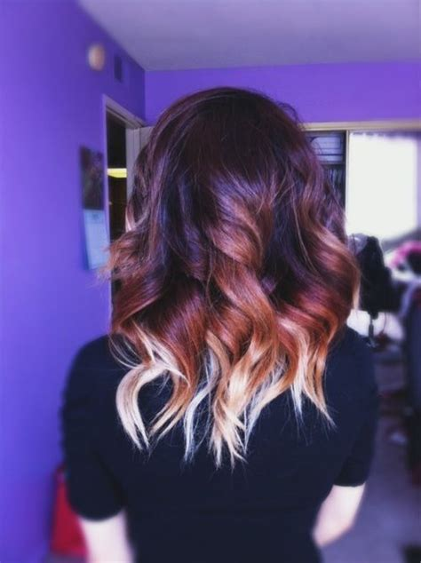 fine hair ombre 22 ultra chic hairstyles for mid length hair 2015 pretty