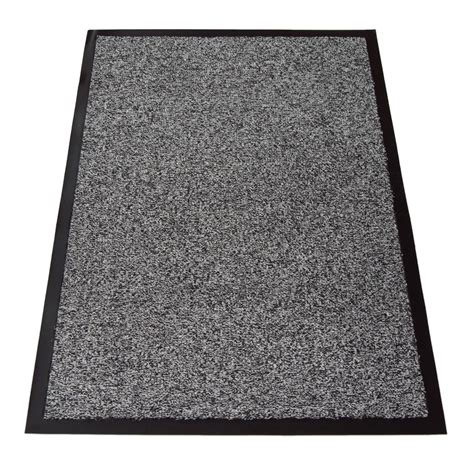 Entry Floor Mats by 50x80cm 1 8x2 4 Cotton Small Nonslip Barrier Entrance