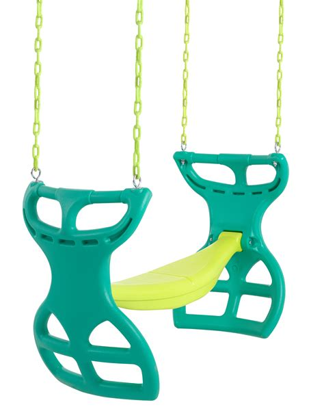 twin baby swing sets childrens swing set reviews girls playing on swing stock