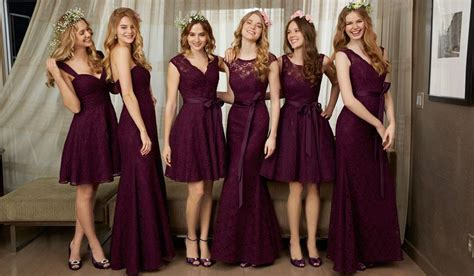 Bridesmaid Dresses For Different Sizes - brides of america store bridesmaids dresses don t