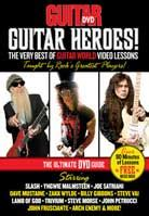 The Ultimate Dvd Guide Learn Shred Guitar By Michael Angelo Batio guitar world guitar heroes