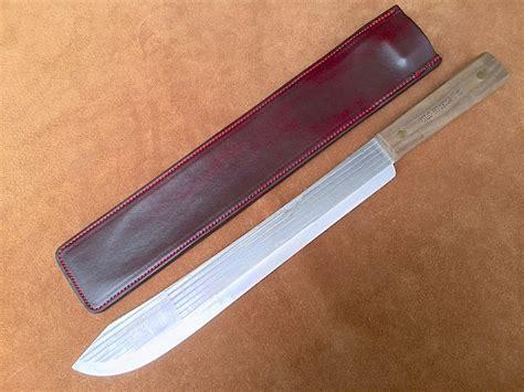 butcher knife holster machete sheath hickory 14 butcher knife or more